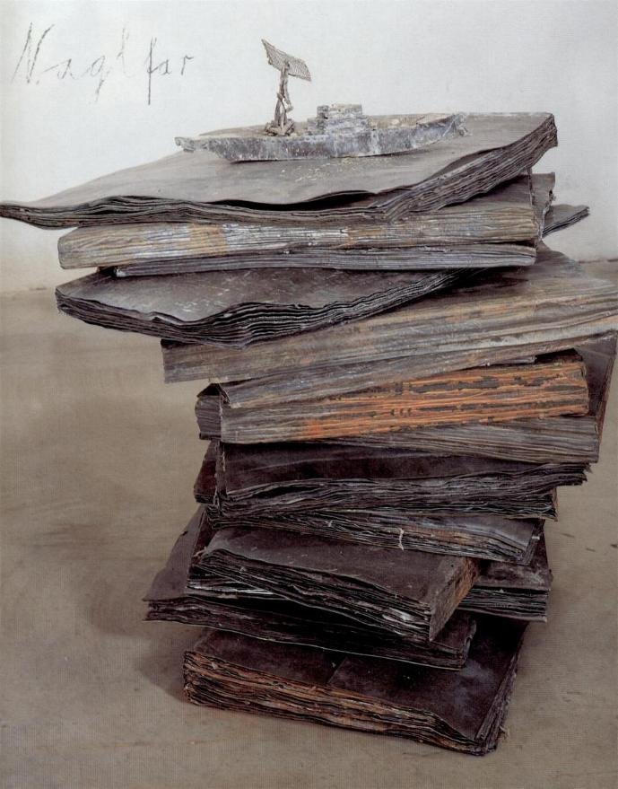 Kiefer stack